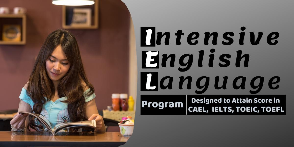 Intensive English Language program - icanedutech.com